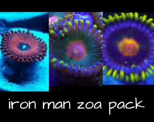 iron man zoa pack